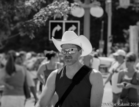 Random Cowboy